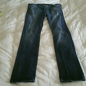 Guess Jean's Woman's Straight Leg Denim 29